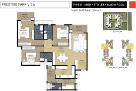 Parkview Floor Plan Prestige Parkview Park View Location Pricing Review