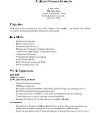 internship cover letter sle sle architect resume superior it template with achievements