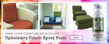 Materials For Upholstery Fabric Spray Paint Simply Spray Upholstery Dye