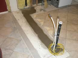 installing a kitchen island kitchen island plumbing concrete floor best kitchen island 2017