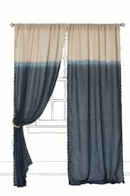 Target Linen Curtains 33 Best Curtains Dip Dye Images On Pinterest Dips Dip Dye And