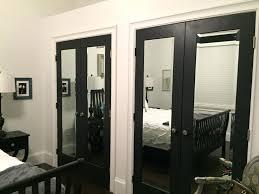Mirror Bifold Closet Door Closet Mirror Bifold Closet Doors Impact Plus In X In Polished