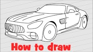 lexus lfa drawing how to draw with tf youtube gaming