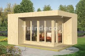 bureau de jardin design bureau de jardin elin 16 7m2 design exclusif constructions en bois