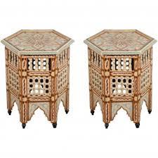 moroccan furniture handcrated moorish doors vintage hand