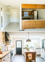 White Kitchen Cabinets Before And After Pretty Before And After Kitchen Makeovers Classic White Kitchen