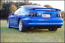 96 98 mustang tail lights cut to fit 24x12 vinyl tint kit