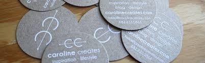 Round Business Card Circle Business Cards Round Cards Whizz Prints