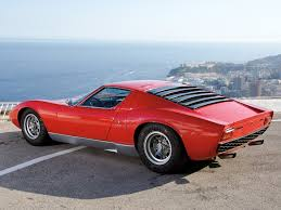 here u0027s a big fat happy birthday to the lamborghini miura