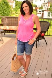 over 40 how to wear neon this summer