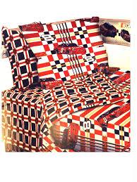 Nascar Bedroom Furniture by Amazon Com Nascar 8 Dale Earnhardt Jr Racing Bedset Full Size