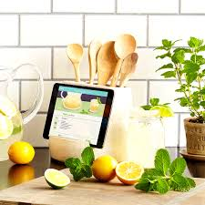 accessories cool kitchen utensil and tablet holder ipad cookbook
