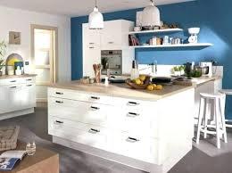 meuble cuisine bleu meuble de cuisine blanc meubles de cuisine blanc deco cuisine blanc
