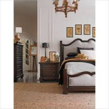stanley furniture european cottage portfolio panel bedroom set in
