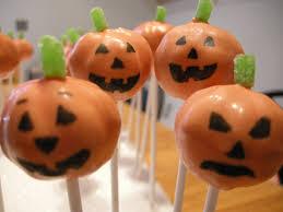 jack o lantern halloween pumpkin cake pops cake pop insanity