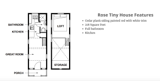 check out two tiny houses in downtown chicago ahead of their cross
