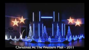 western mall christmas lights sioux falls award winning christmas lights 2011 in 1080 hd a christmas rock