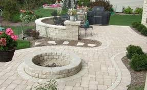 Paver Patio Plans Backyard Concrete Paver Patio Design Ideas Backyard Patio Paver
