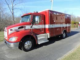 kenworth medium duty trucks ambulance and emergency vehicle manufacturer stock