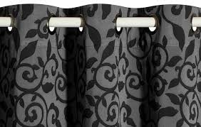 Paris Fabric Shower Curtain by Curtain Fabric Patterned Cotton Polyester Esmeralada