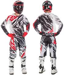 fly motocross jersey fly racing 2017 5 kinetic mesh racewear transworld motocross