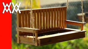 Pallet Wood Patio Furniture - pallet patio swing