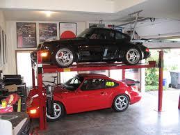 about 4 post lifts for home garage rennlist porsche discussion