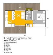 Granny Flat Floor Plans 1 Bedroom 48 Best Granny Flat Images On Pinterest Granny Flat Small