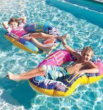swimming pool float bean bag pool float aqua duck ebay