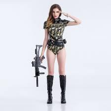 Womens Camo Halloween Costumes Military Costumes Halloween Promotion Shop Promotional