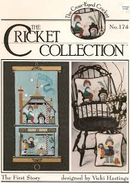 buy the cricket collection the christmas crew craft book cross