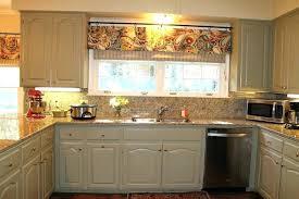 window valance ideas for kitchen kitchen cabinet valances wooden window valance ideas image of