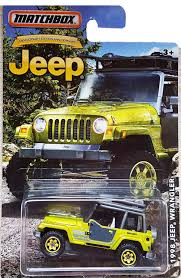 matchbox jeep 2016 amazon com matchbox limited edition jeep anniversary edition