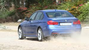bmw 320d price on road bmw 320d m sport road test review i motown india