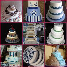 nautical themed wedding cakes nautical themed wedding cake ideas here comes the
