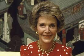Nancy Reagan Farewell To Nancy Reagan A Friend And Patriot Wsj