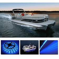 pontoon boat under deck lights pontoonstuff com