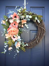 articles with front door spring wreath ideas tag fascinating