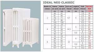 nomana radiateur