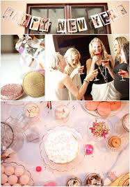 new years party box glitzy and girly a real simple new year s celebration real
