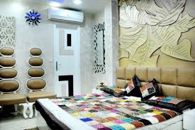 Bed Back Wall Design Master Bedroom Designs By Futomic Designs In Noida India