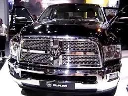 Excepcional Salão do Automóvel 2014 Caminhonete Ram 2500 Cabine Dupla - YouTube &NV46