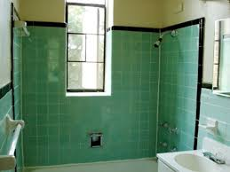 green bathroom tile ideas 1950s green bathroom tile ideas and pictures