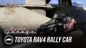 toyota rav4 racing leno s garage 2015 toyota rav4 rally car leno s garage