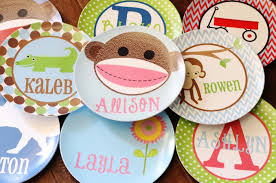 personalize plate personalized kids plates for 15 99 60 styles