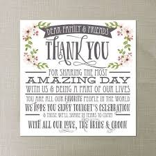 Wedding Gift Thank You Notes 11 Wedding Thank You Card Ideas You U0027ll Want To Steal U2022 Mrs2be