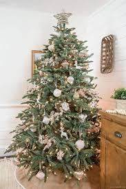 dining room christmas tree with balsam hill nina hendrick design co