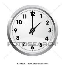 horloge de bureau banque d illustrations horloge bureau k3332967 recherche de