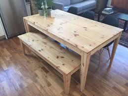 Pine Drop Leaf Table Bench Drop Leaf Table With Bench Drop Leaf Table With Benches