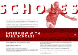 exclusive scholes interview u201ci loved playing for this club and